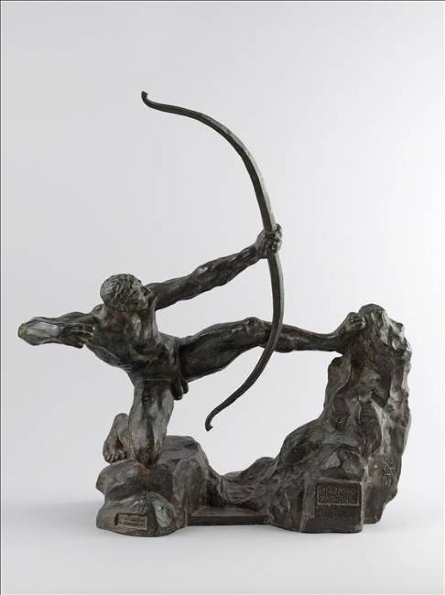 Hercules The Archer Musee Bourdelle