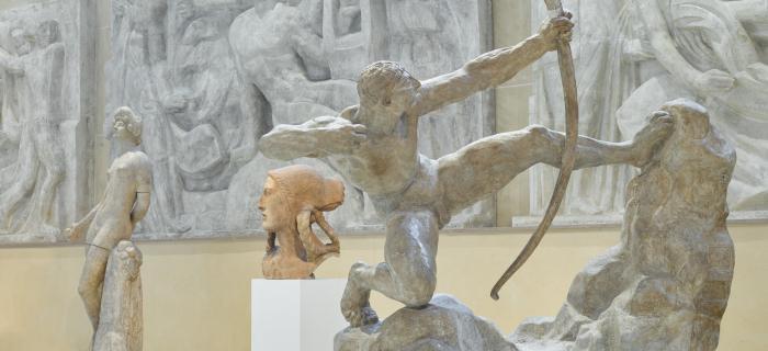 Héraklès archer (c) Raphael Chipault
