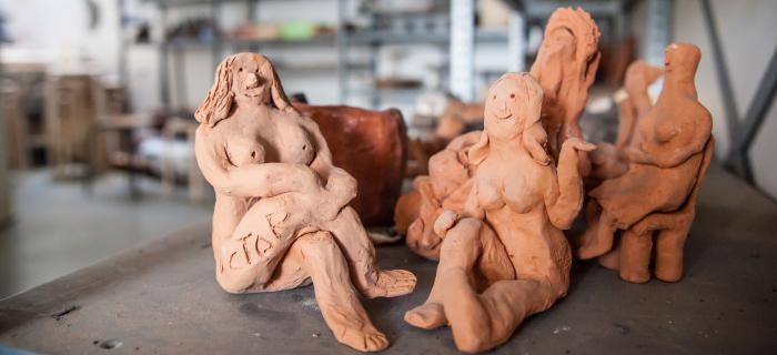 Atelier modelage musée Bourdelle