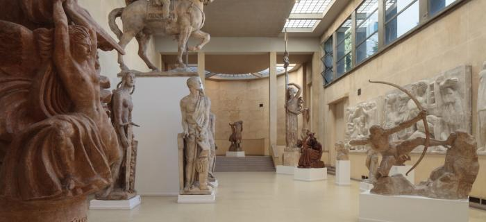 Great Hall, copyrights B. Fougeirolle/Terra Luna/Musée Bourdelle
