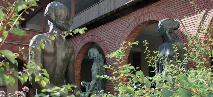 Les jardins de sculpture mus e bourdelle for Le jardin 75015