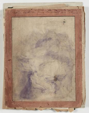 Cahier Beethoven - Archives Musée Bourdelle