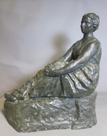 Cléopâtre SEVASTOS (1882-1972) Briseis, 1909 bronze musée Bourdelle Paris
